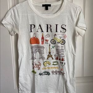 JCrew Paris Tee